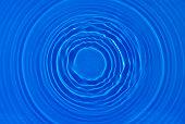 Pool water circle
