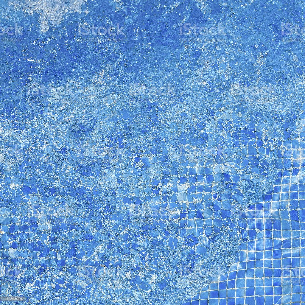 Pool water image texture surface royalty-free stock photo