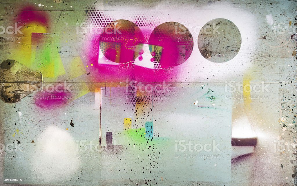 pop art background stock photo