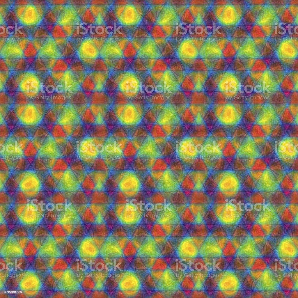 Pop art seamless pattern, wallpaper background stock photo
