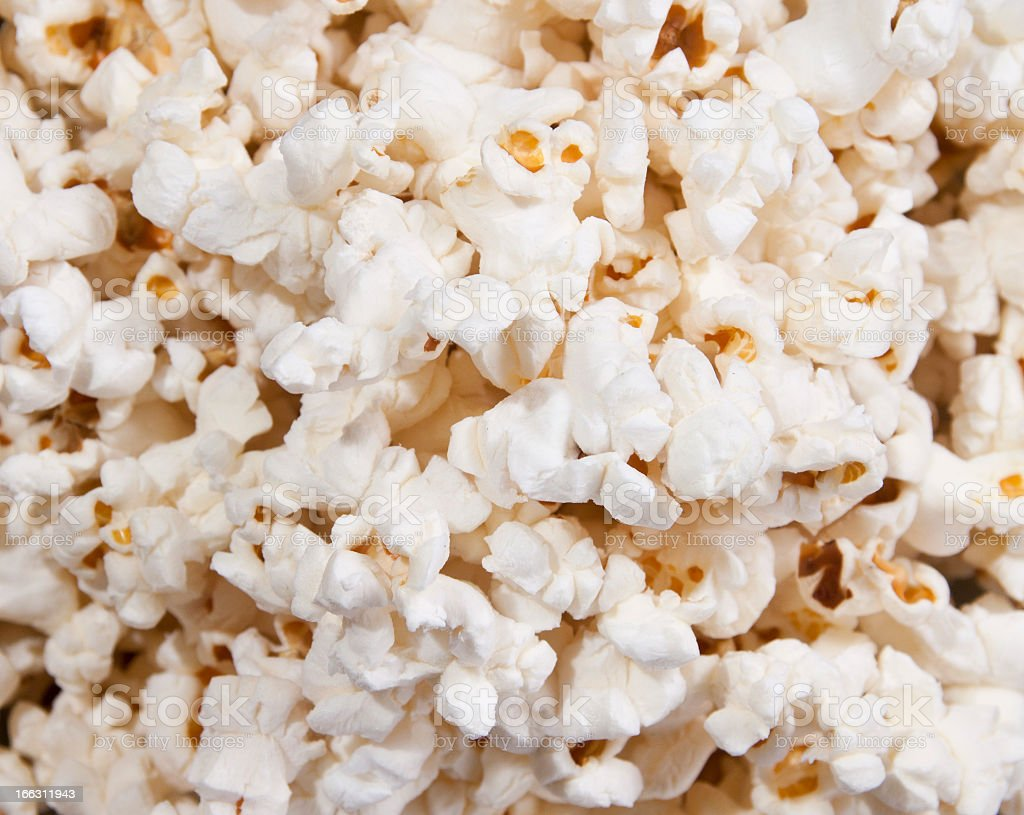Pop corn royalty-free stock photo