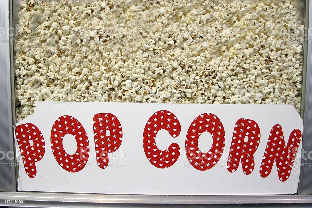 Pop Corn royalty-free stock photo