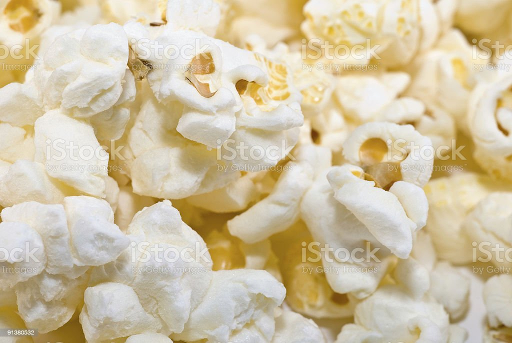popcorn background royalty-free stock photo