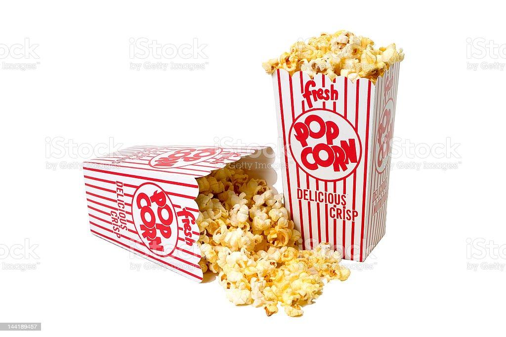 Popcorn II royalty-free stock photo