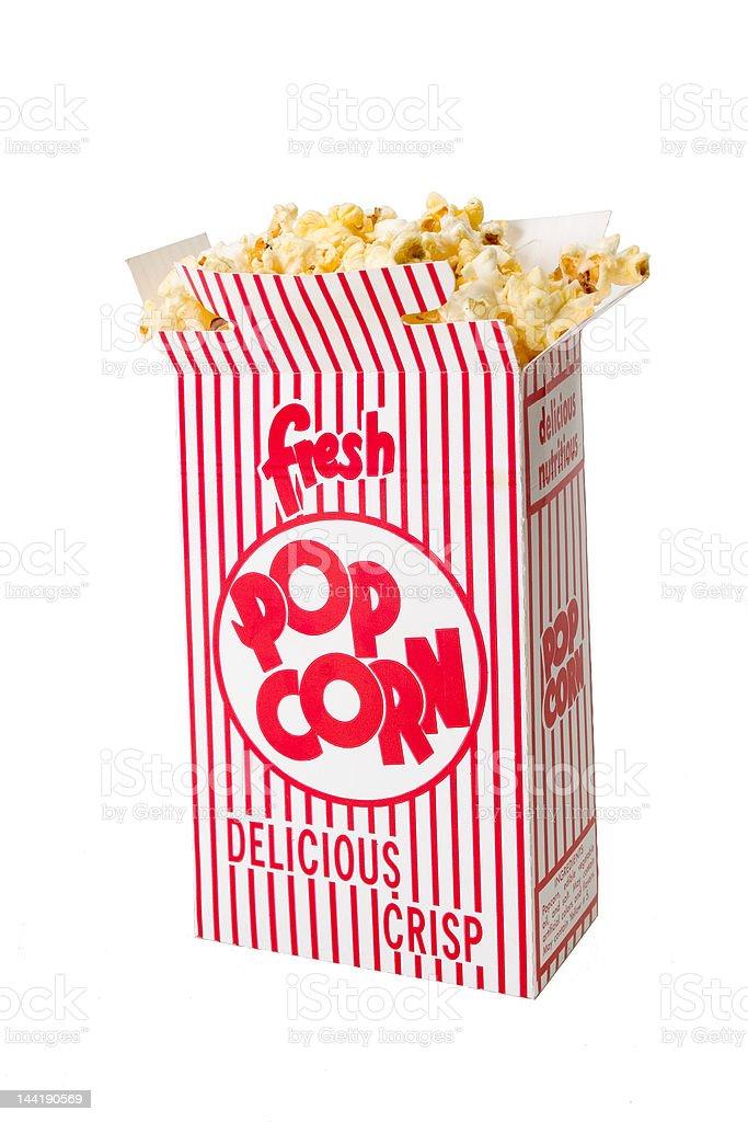 Popcorn III stock photo