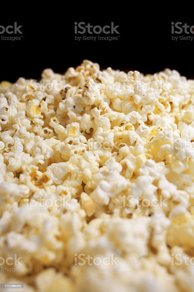 Popcorn! royalty-free stock photo