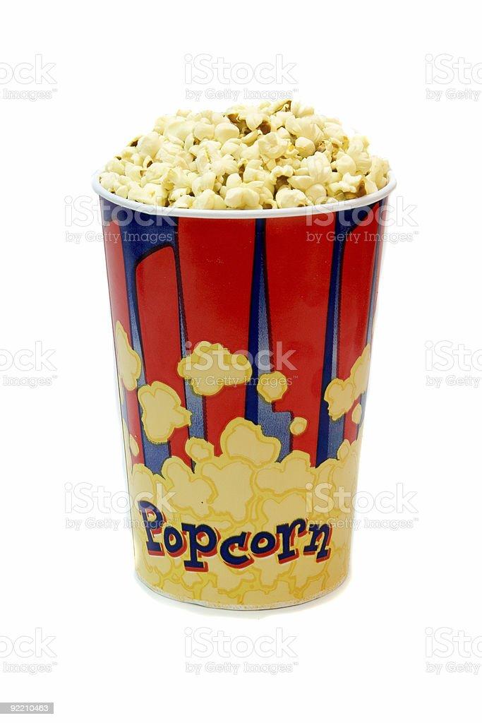 popcorn royalty-free stock photo