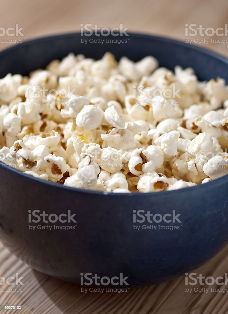 Popcorn royalty-free stock photo