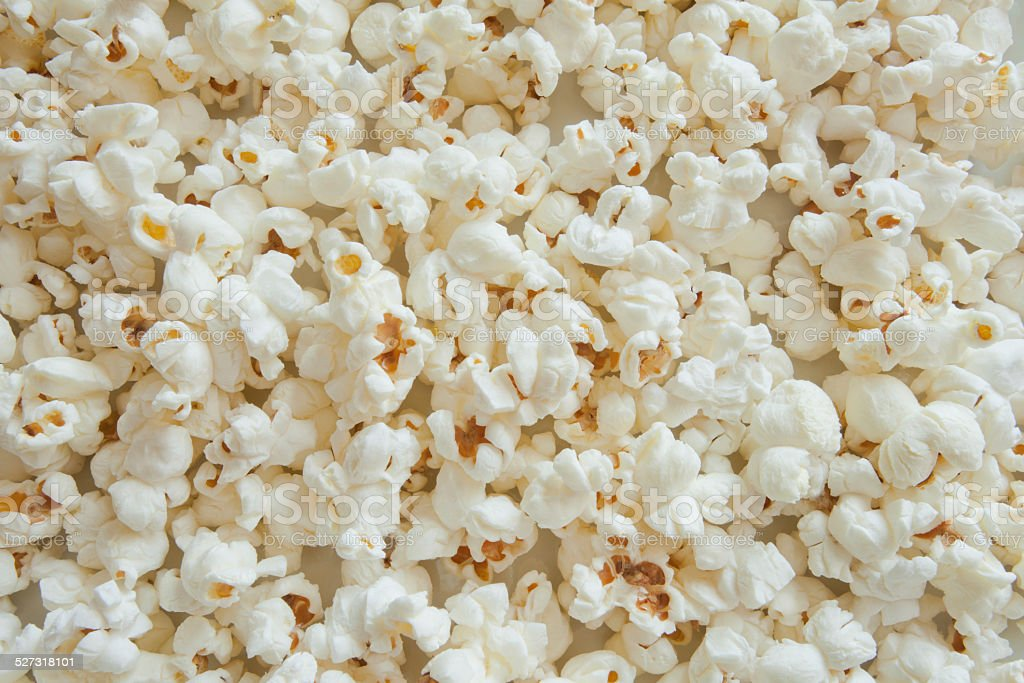 pop-corn texture stock photo