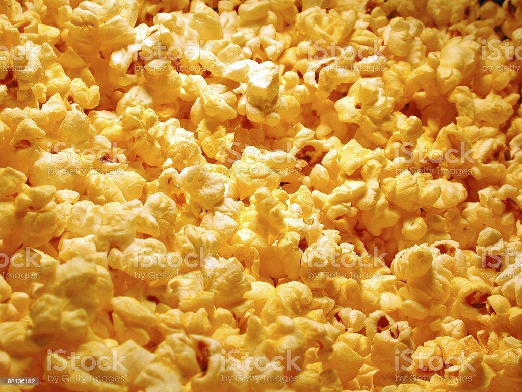 popcorn1 stock photo