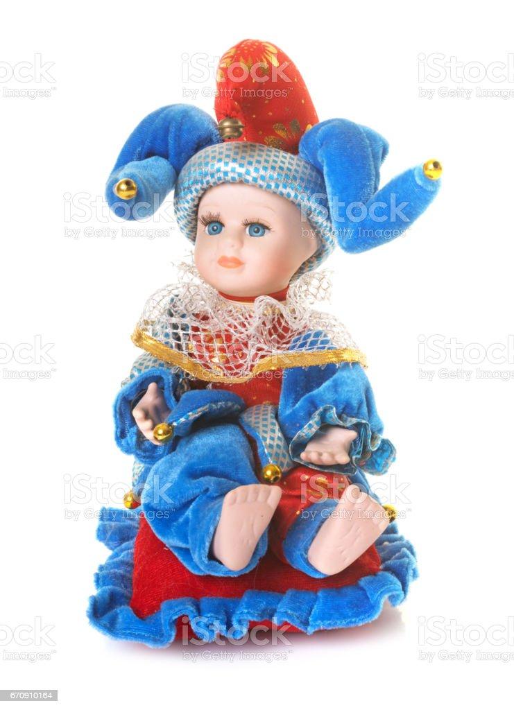 porcelain doll stock photo
