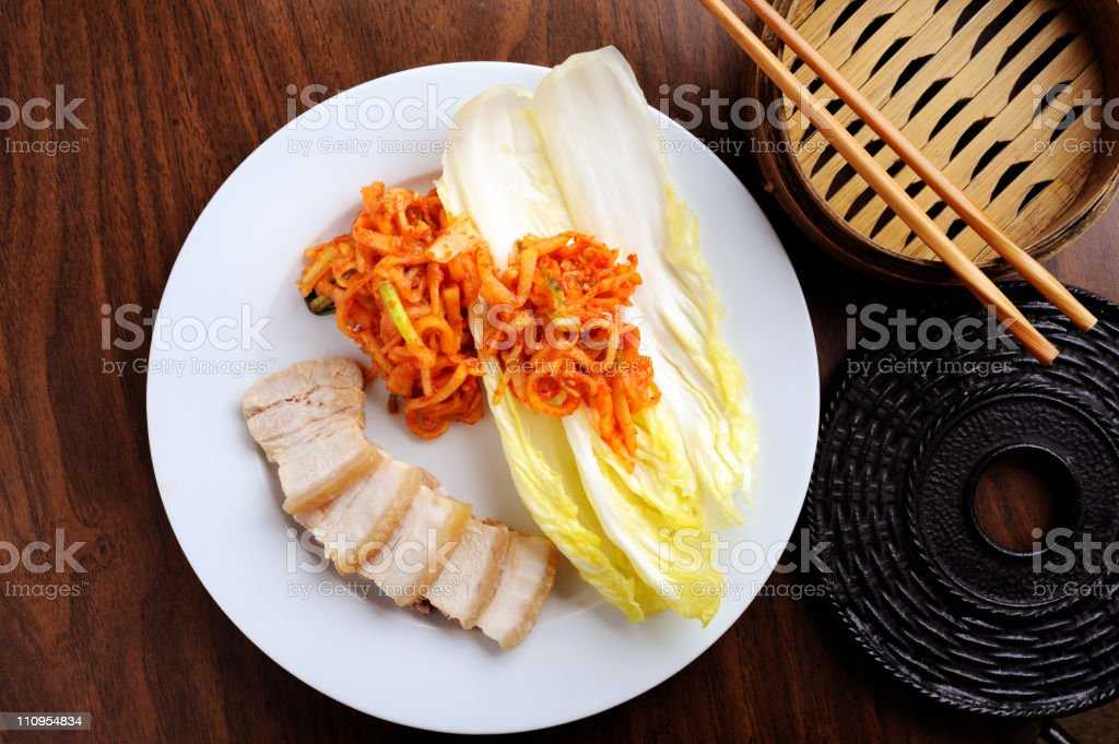 Pork Belly stock photo