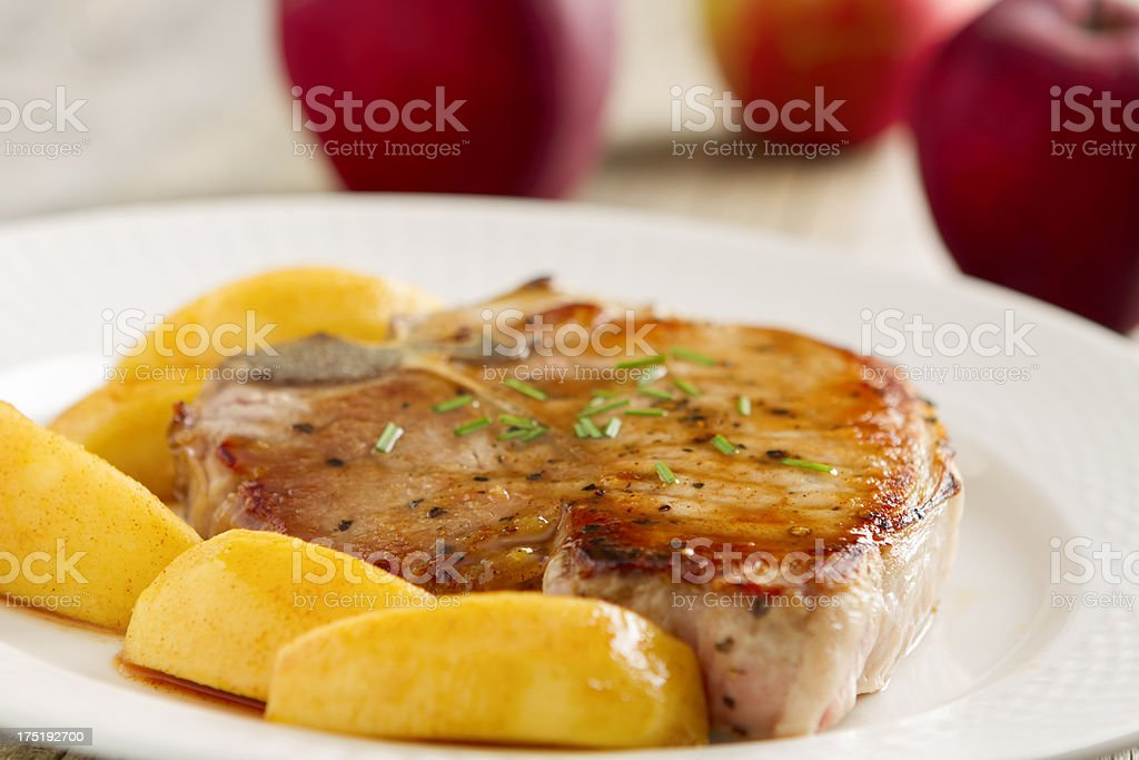 Pork Chops stock photo