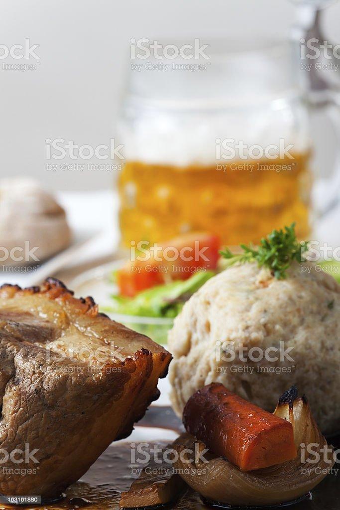 pork royalty-free stock photo