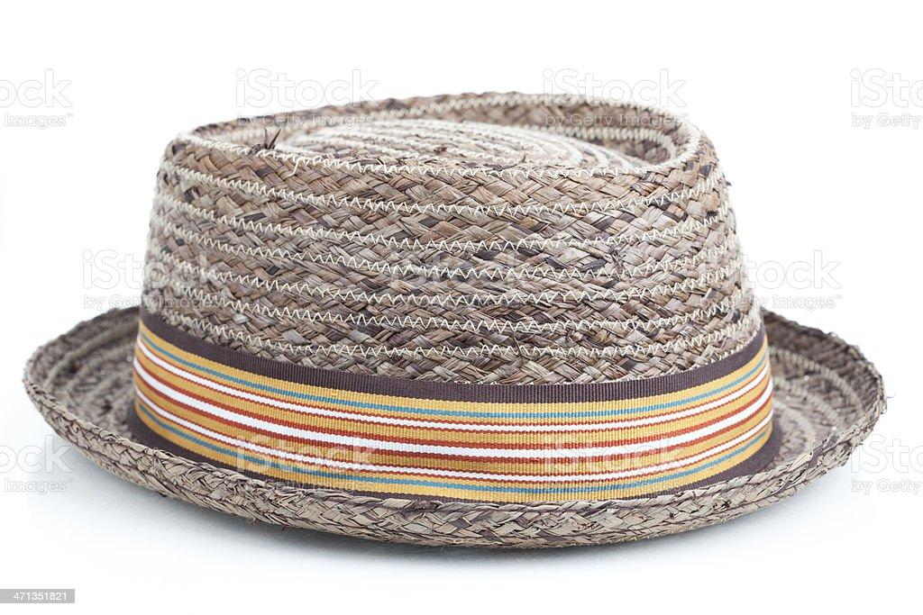 Porkpie Hat royalty-free stock photo
