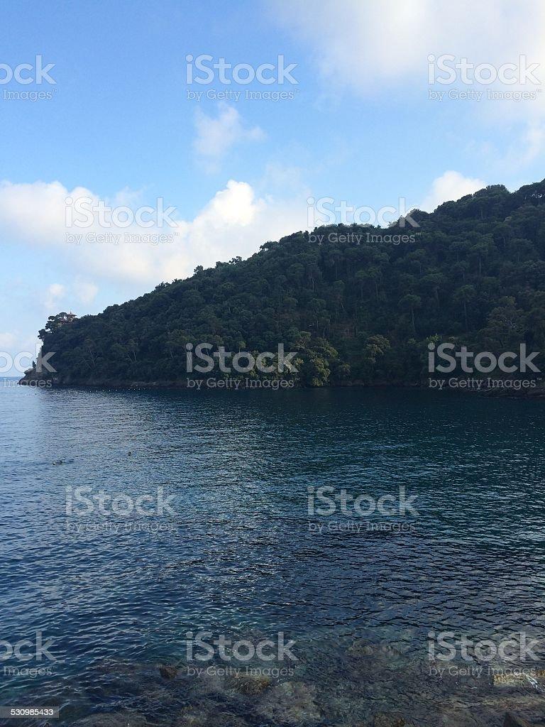 Porquerolle Island foto royalty-free