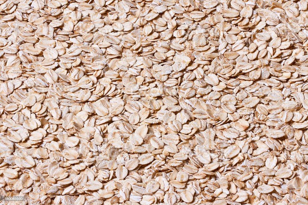 porridge oats royalty-free stock photo