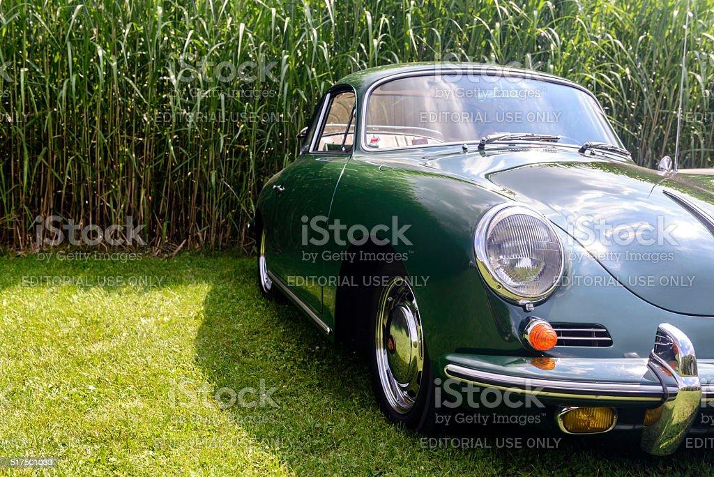 Porsche 356 stock photo