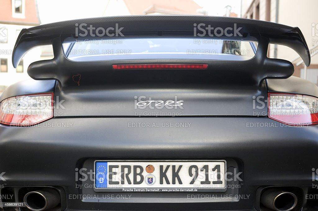 Porsche 911 GT 2 RS stock photo