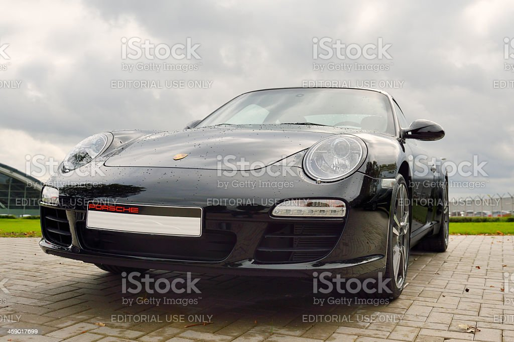 Porsche 911 royalty-free stock photo