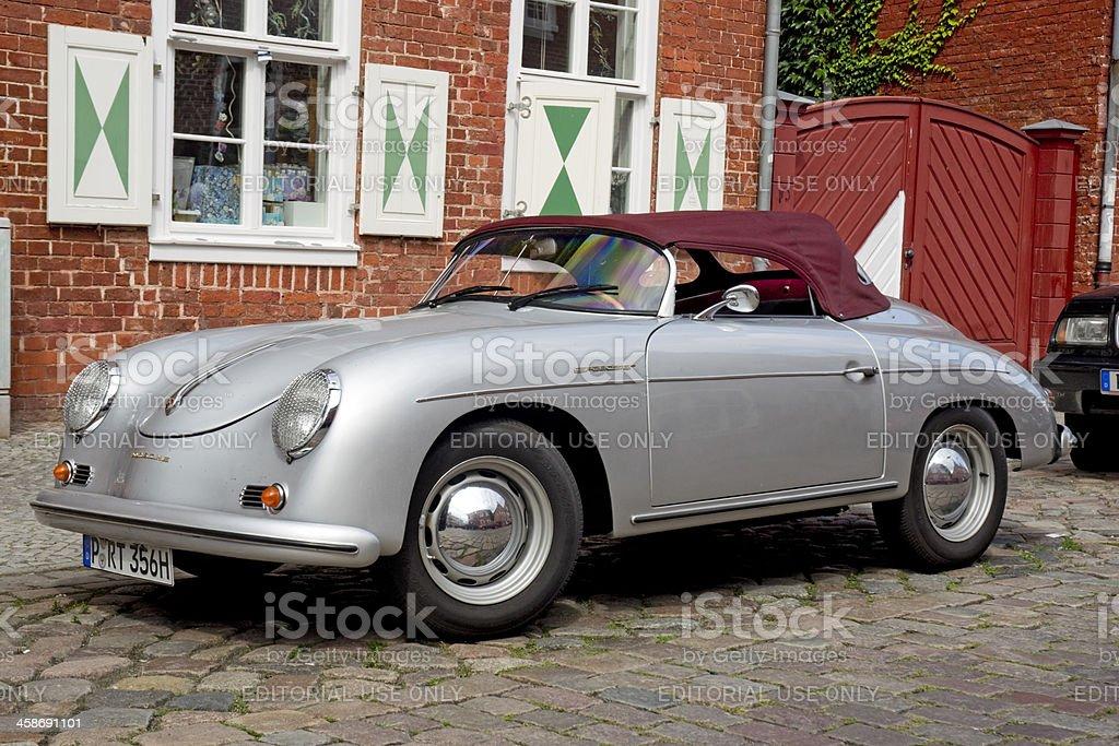 Porsche Speedster stock photo