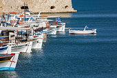 Port of Heraklion, Greece
