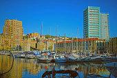 Port of Savona,Liguria,Italy