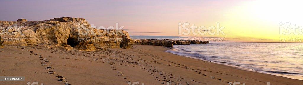 Port Smith Beach stock photo