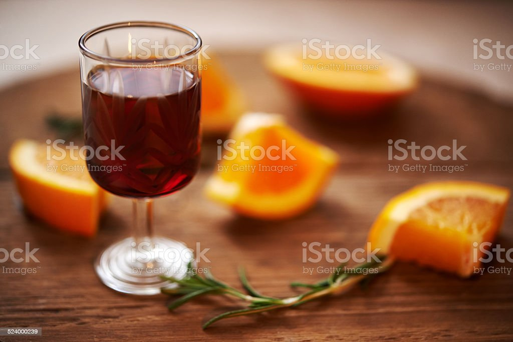 port wine stock photo