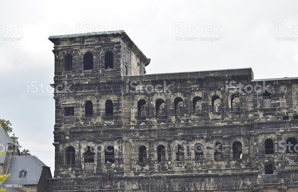 Porta Nigra stock photo