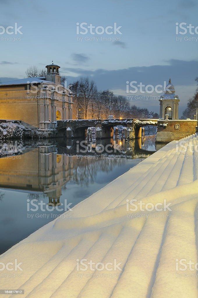 Porta Portello (Padova - Italy) royalty-free stock photo