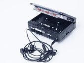 Portable Cassette Player, walk man