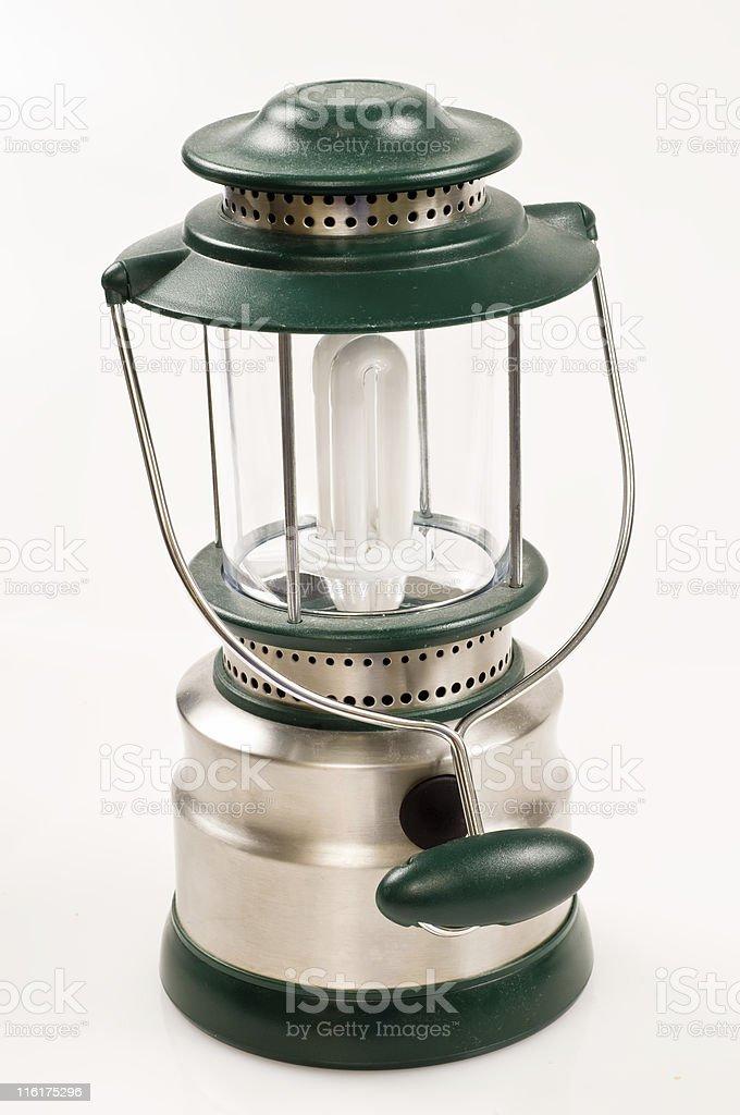Portable lantern royalty-free stock photo