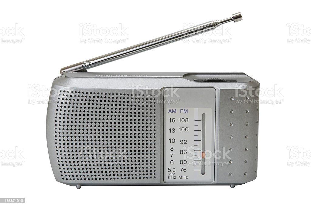 Portable Radio royalty-free stock photo