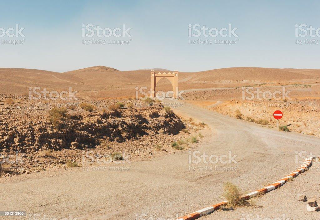 Portal stock photo