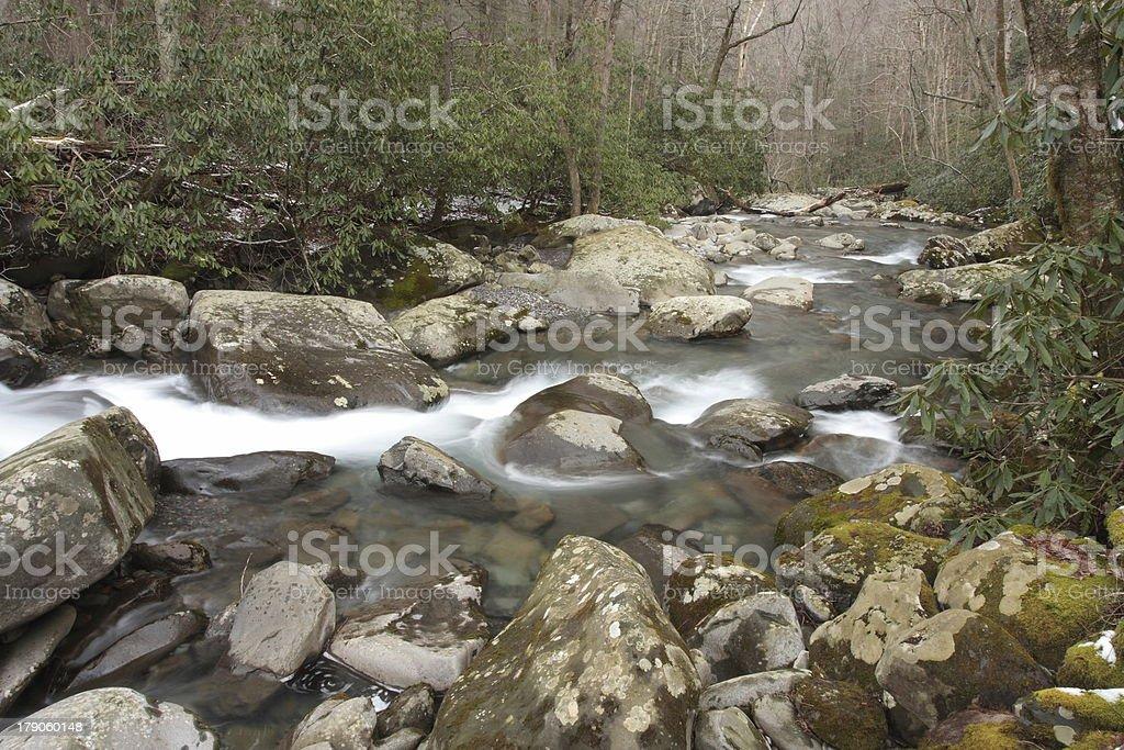 Porter Creek stock photo