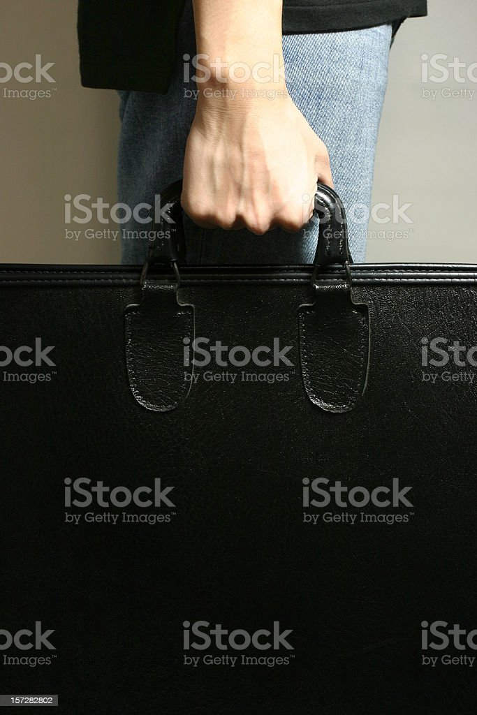 Portfolio Day royalty-free stock photo