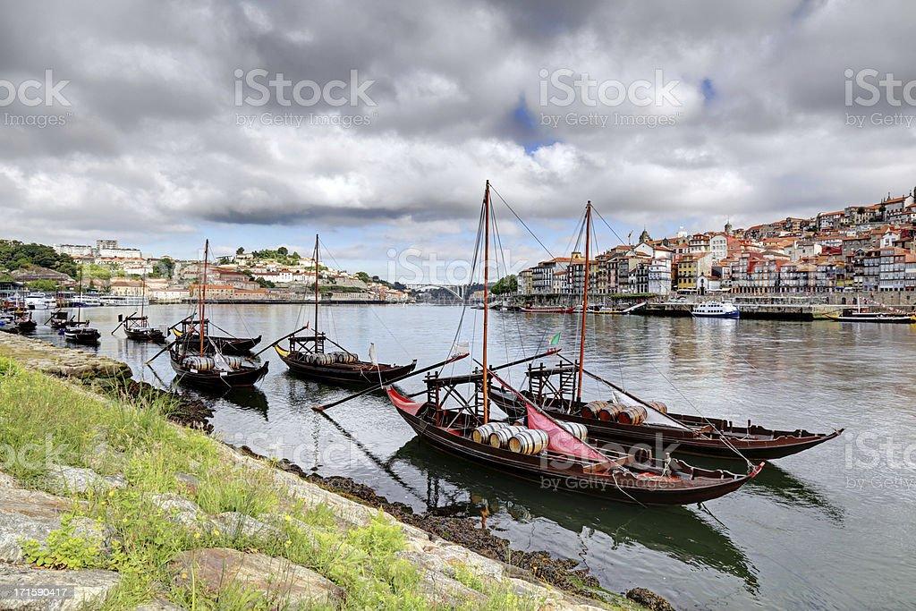 Porto cityscape royalty-free stock photo