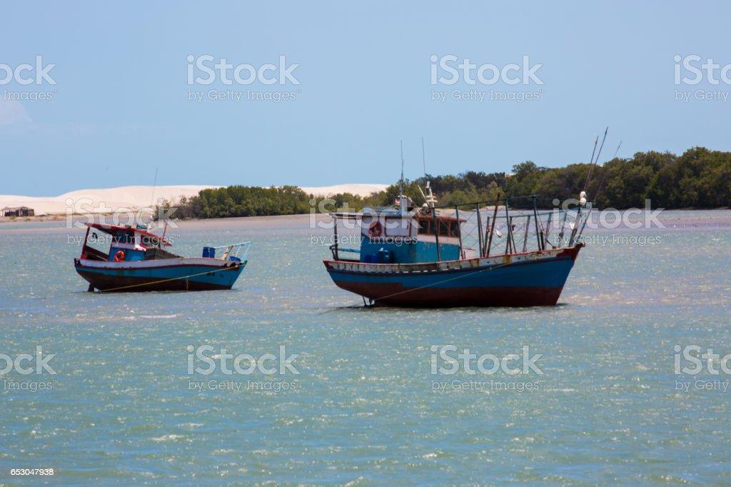 Porto do Mangue, Natal, Rio Grande do Norte, Brazil stock photo
