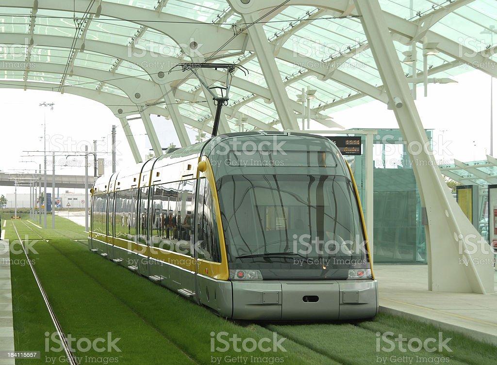 Porto Metro royalty-free stock photo
