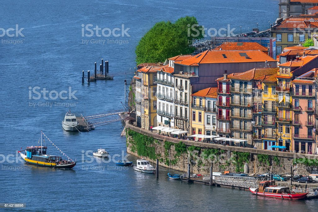 Porto, north of Portugal stock photo