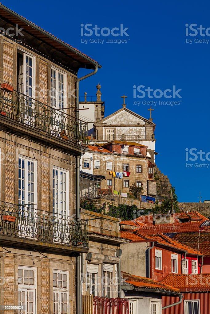 Porto, north of Portugal stock photo