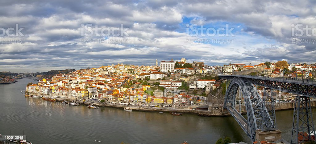 Porto, Portugal royalty-free stock photo