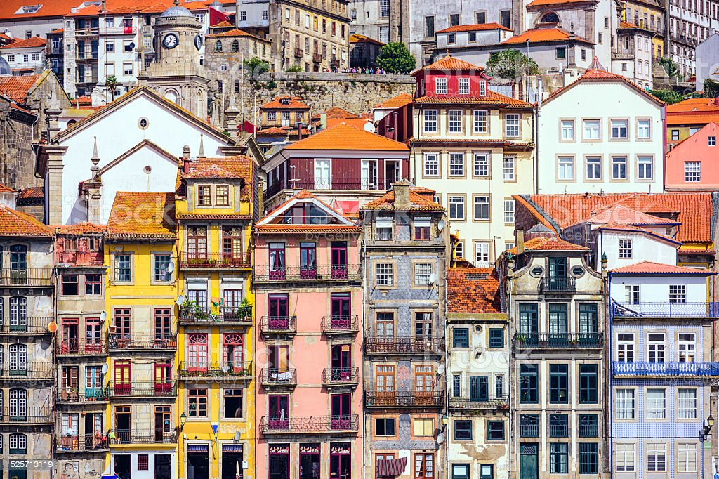 Porto, Portugal stock photo