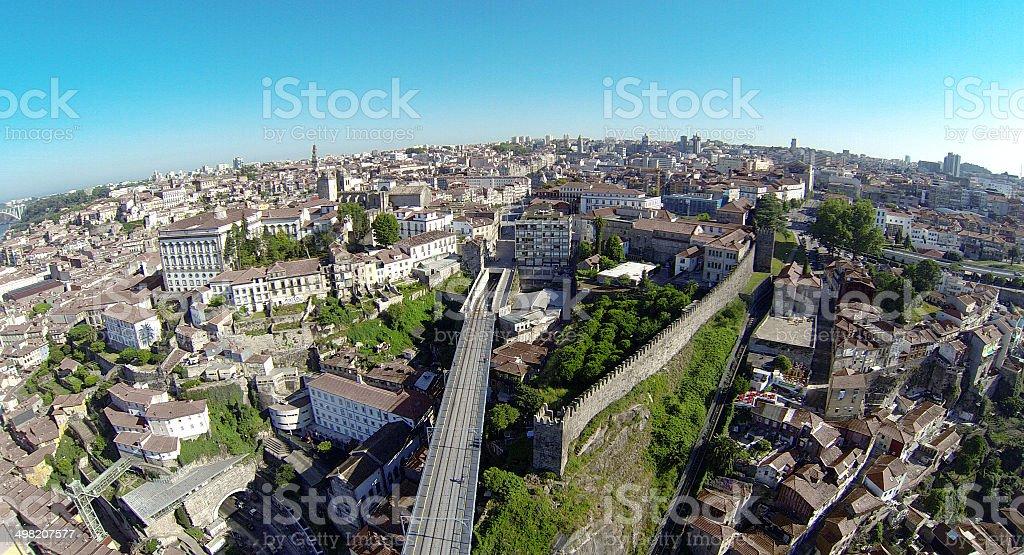 Porto - Santa Clara stock photo