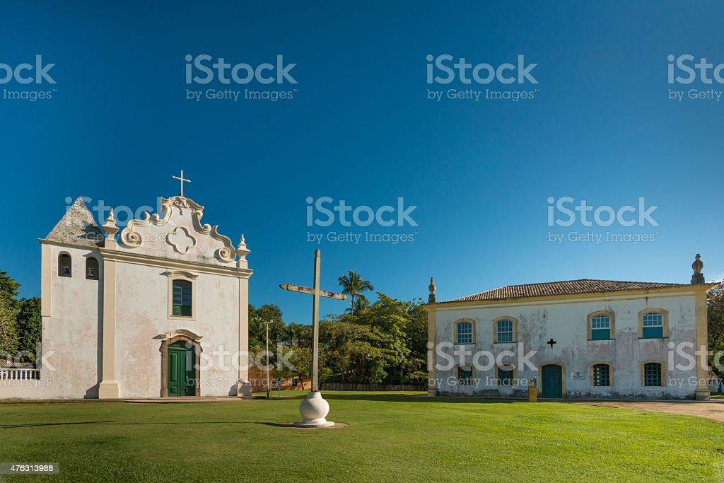 Porto Seguro, Bahia stock photo
