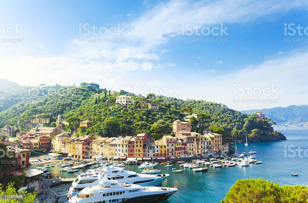 Portofino, Liguria, Italy stock photo