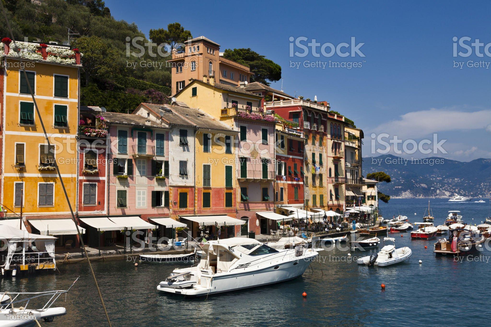 Portofino royalty-free stock photo