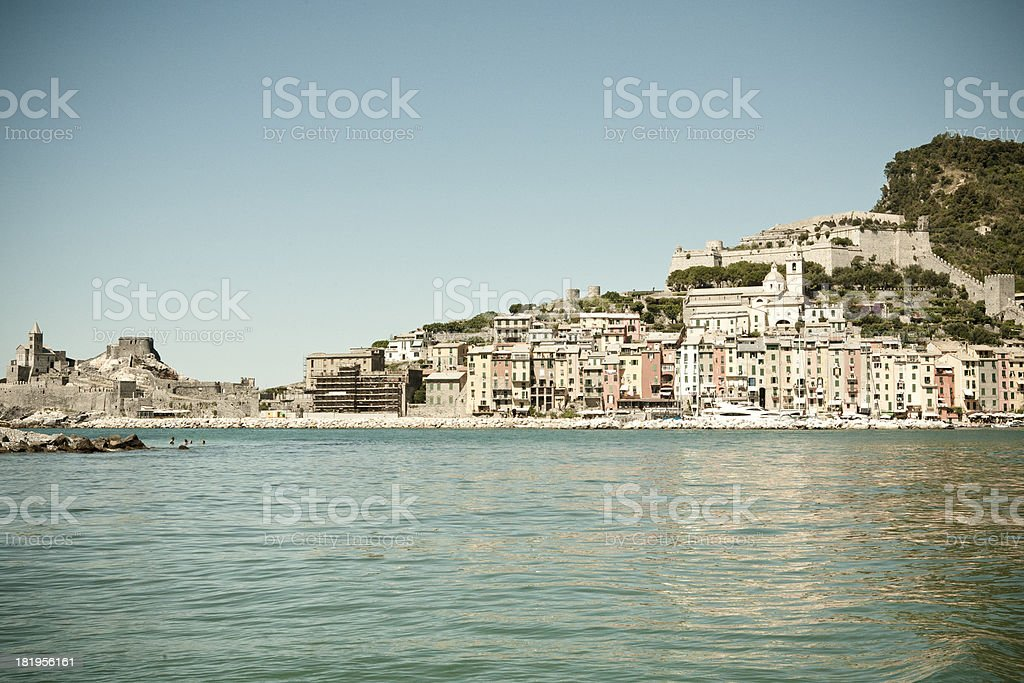 Portovenere - Liguria... stock photo
