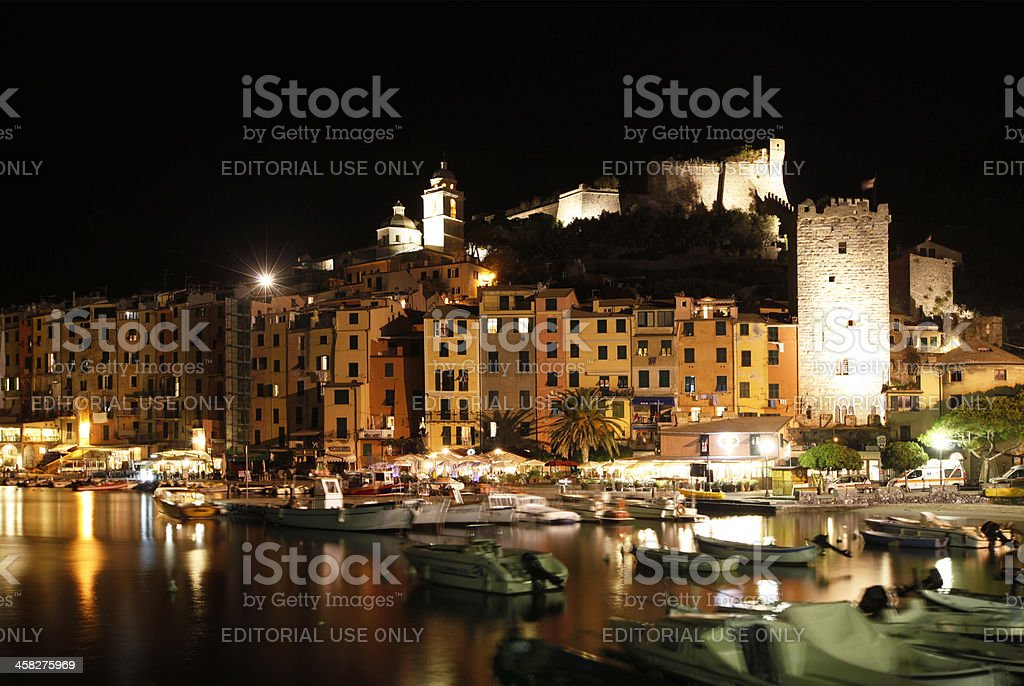 Portovenere stock photo